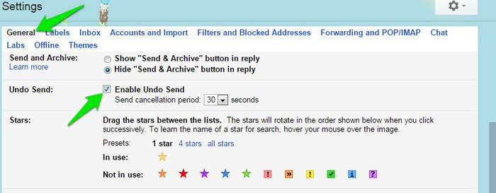 Gmail Tips And Tricks undo send - Gmail Tips and Tricks - Gmail Tricks and Tips - Gmail Tips Tricks and Secrets