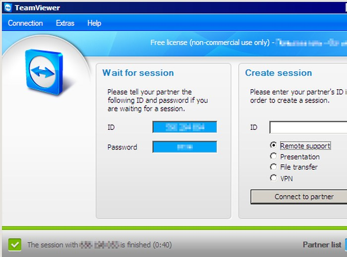 TeamViewer - Share and remotely control screen - screen view software