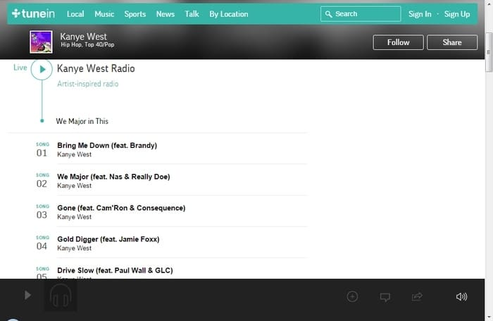 TuneIn - Listen to live radio stations - Best Internet Radio Services to Listen Radio Online - Best Internet Radio Streaming Services