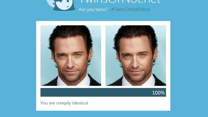 TwinsorNot-match faces online - Facebook Facial recognition Search - Online Facial Recognition Search Engines
