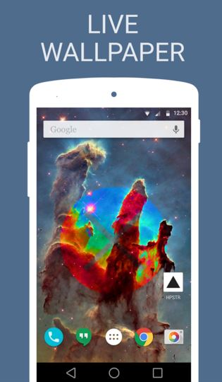 hipster - wallpaper apps for Android - Best Wallpaper Apps for Android - Top 6 Best Android Wallpaper Apps You Must Have