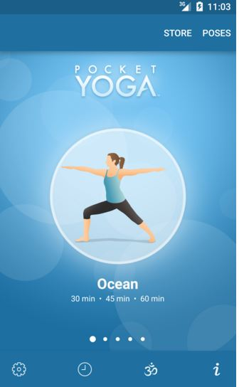 Pocket Yoga - Best Android Fitness Apps - Top 7 Best Fitness Apps for Android to Keep Track of Your Health and Fitness
