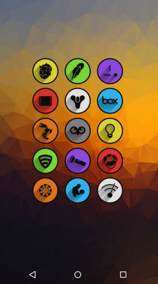 umbra icon pack - best icon packs for android - What are the Best Android Icon Packs? - Top 10 Best Paid Icon Packs for Android