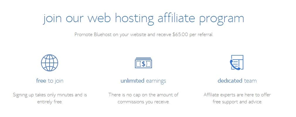 Promote Bluehost and Earn Money