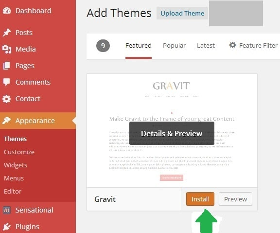 A Beginner's Guide to Install a WordPress Theme Easily