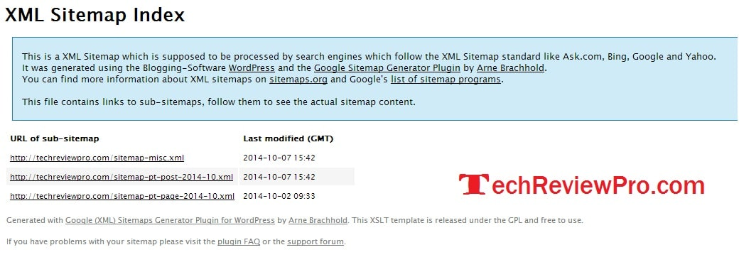 XML Sitemap Generated by WordPress Plugin