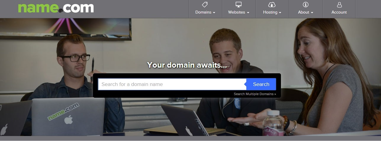 Get The Best Name for Your Domain in USA - Buy Domain from Name.com