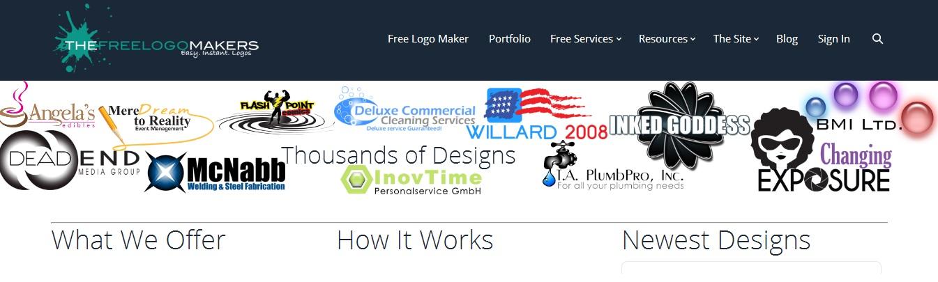Best Free Online Logo Maker Websites - Free Logo Maker - Google Logo Maker