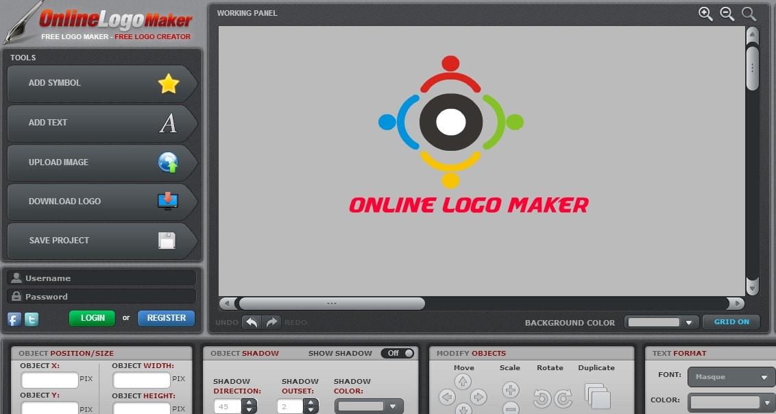 Online logo creator free online logo maker free logo Custom car designer online