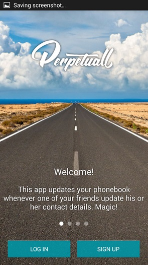 Perpetuall Keeps Your Phonebook and Contacts Updated