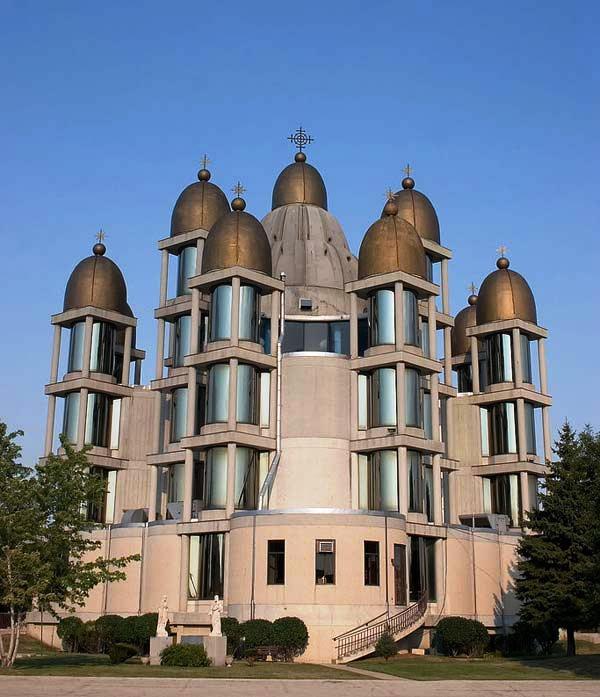 St. Joseph Ukrainian Catholic Church - Most Beautiful Churches in The USA