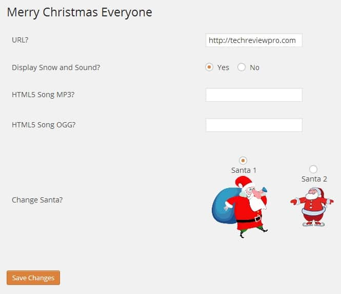 Merry Christmas Everyone Free WordPress Plugin Review