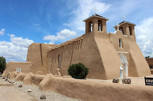 San Francisco de Asis Mission Church - Most Beautiful Church in the World