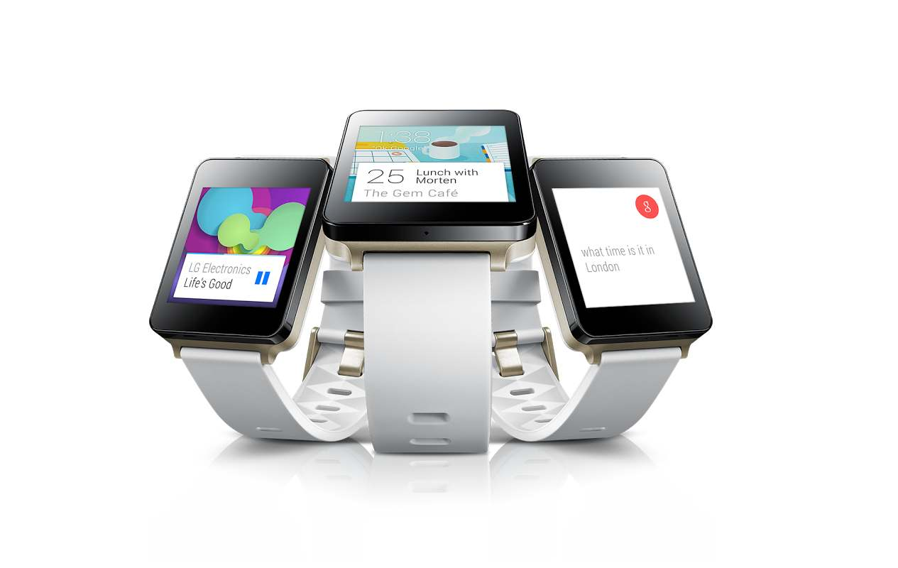 LG G Watch R - Latest Smart Watch on The Market-2015