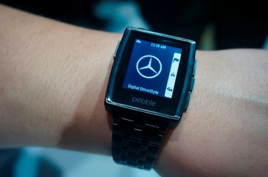 Pebbler Steel Hands On Review Specifications Features - Best Smart Watches 2015