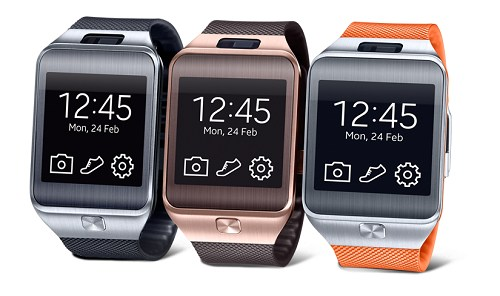 Samsung Gear 2 Smartwatch Review Full Specifications