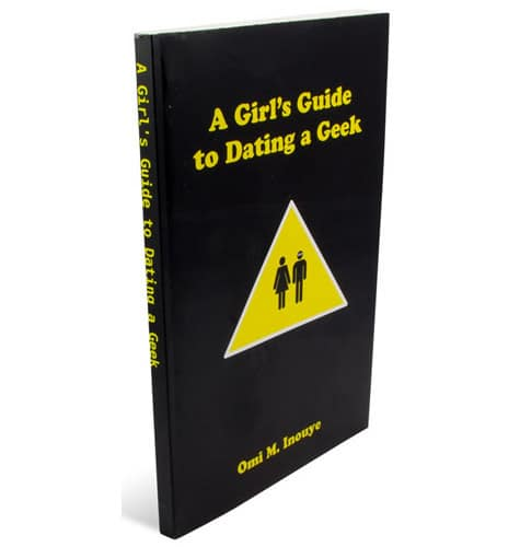 A Girl's Guide to Dating A Geek Book Gift
