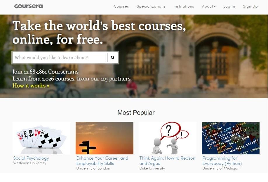 study online course