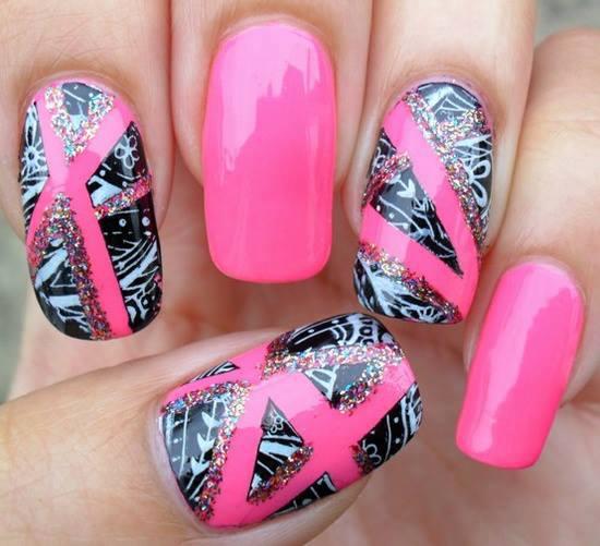 Really Cute Nail Art Designs Cute And Adorable Toenail Art Designs