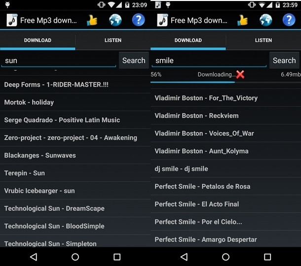 25 Best Mp3 Music Downloader Android Apps For Free Music