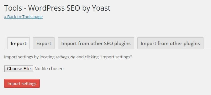 thesis theme yoast seo