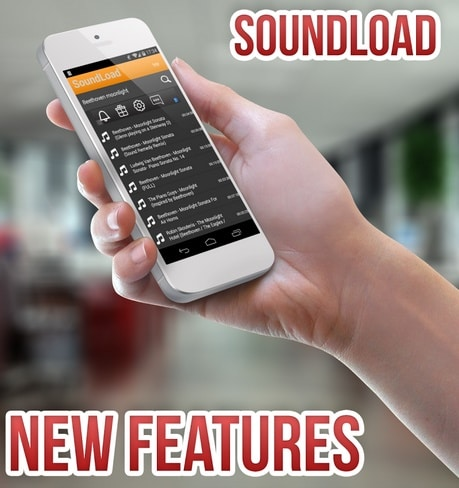 SoundLoad Mp3 Download- Best Android Music Downloader Apps