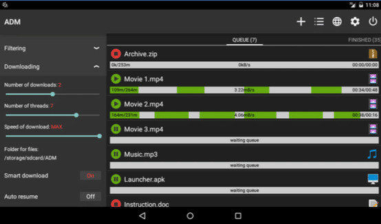 Advanced Download Manager - Best Android Download Manager