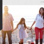 San Diego Wedding Photography Portfolio Website Design Idea
