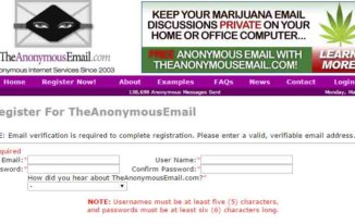 the-anonymous-mail - Anonymous email service providers - Best Free Anonymous Email Service Providers to Send Email Anonymously