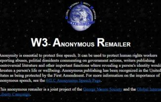 w3-anonymous-remailer - Anonymous email service providers - Best Free Anonymous Email Service Providers to Send Email Anonymously