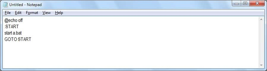 how to delete all data on a pc using bat