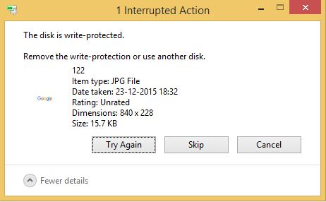 How to Add or Remove Write Protection from USB drive or SD card Using Command Prompt?