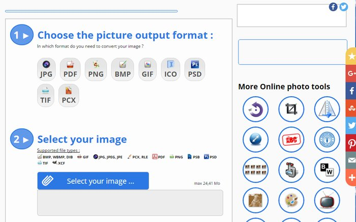 Convert Image- Convert photos in any format - Free Online Photo Converter Tools to Convert Photos Online for Free