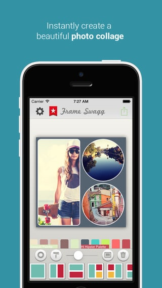 Frame Swagg - Best Instagram Collage Apps - Best Collage App for Instagram - Instagram Collage Maker Apps