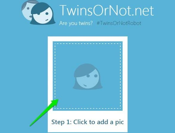 TwinsorNot - Add-photos - Free Facial Recognition Search Engine - Best Facial Recognition Search Engines