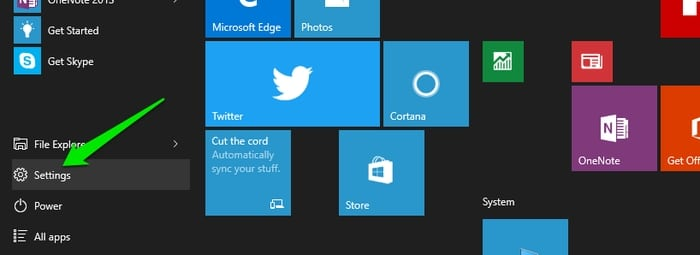 Change-Save-Location-Settings - Why and How to Change Default Save Location in Windows 10?