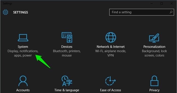 Change-Save-Location-System - Why and How to Change Default Save Location in Windows 10?