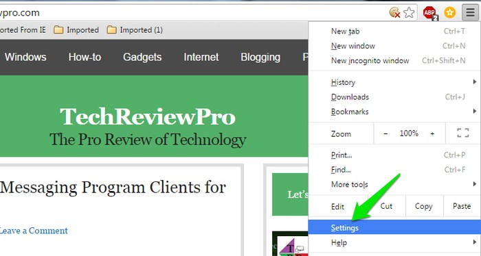Disable-Autofill-in-Browser-Settings - How to Clear Autofill: How to Delete Autofill in Chrome & other Browsers?