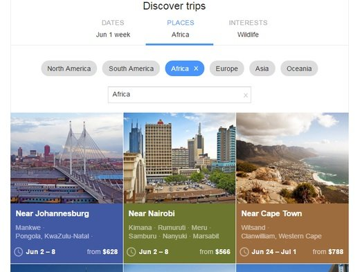 Google-Flights-Find-Destinations - Google Flights Search Tricks - Check Google Flights Status - 6 Google Flights Status Checking Tips to Become a Google Flights Guru