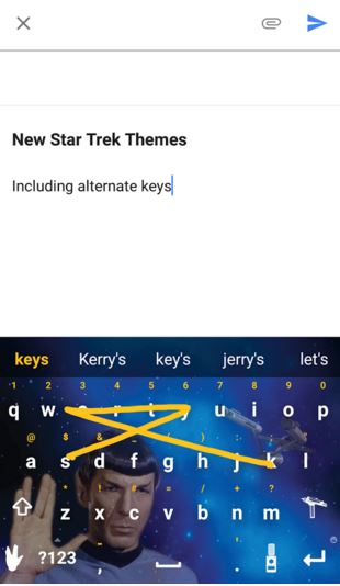 swype keyboard - best keyboard app for android - keyboard app for Android - Best Keyboard App - 9 Best Keyboard Apps for Android to Type Faster
