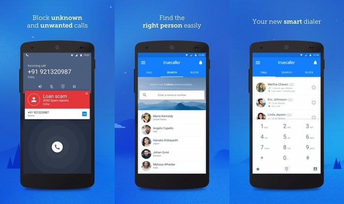 Truecaller- Android App to Identify all calls - Best Free Call Blocker Apps - Best Call Blocking App for Android