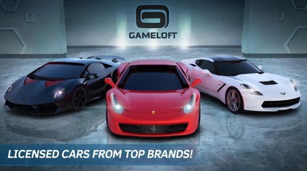 asphalt nitro - Best Android Racing Games - Best Racing Games for Android - Paid and Free Android Racing Games