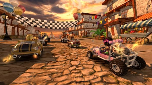beach buggy - Best Android Racing Games - Best Racing Games for Android - Paid and Free Android Racing Games