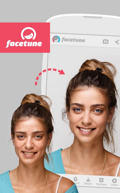 facetune - best selfie photo editor - Best Photo Editor for Android - Top 8 Best Photo Editing Apps for Android to Edit Photos Easily