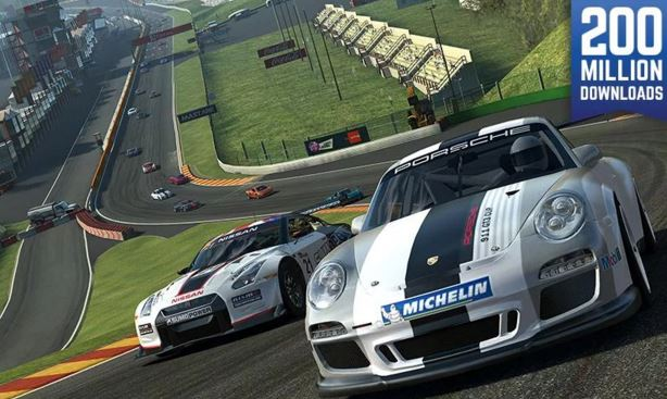 real racing 3 - Best Android Racing Games - Best Racing Games for Android - Paid and Free Android Racing Games