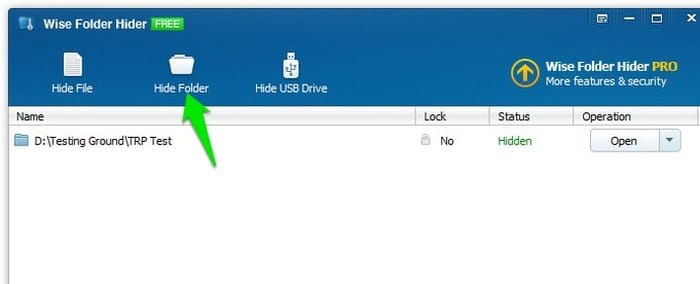 Password-Protect-Folders-in-Windows-Wise-Folder-Hider - How to Password Protect a Folder in Windows?