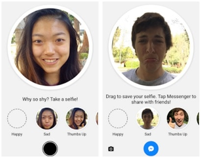Selfied App for Messenger - Free Apps for Messenger to Try with Fb Messenger App