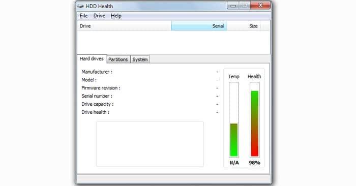 Hard-Disk-Heallth-Monitor-Hard-Drive - Check Hard Drive Health - Best Hard Drive Health Monitoring Tools to Check Hard Drive Health