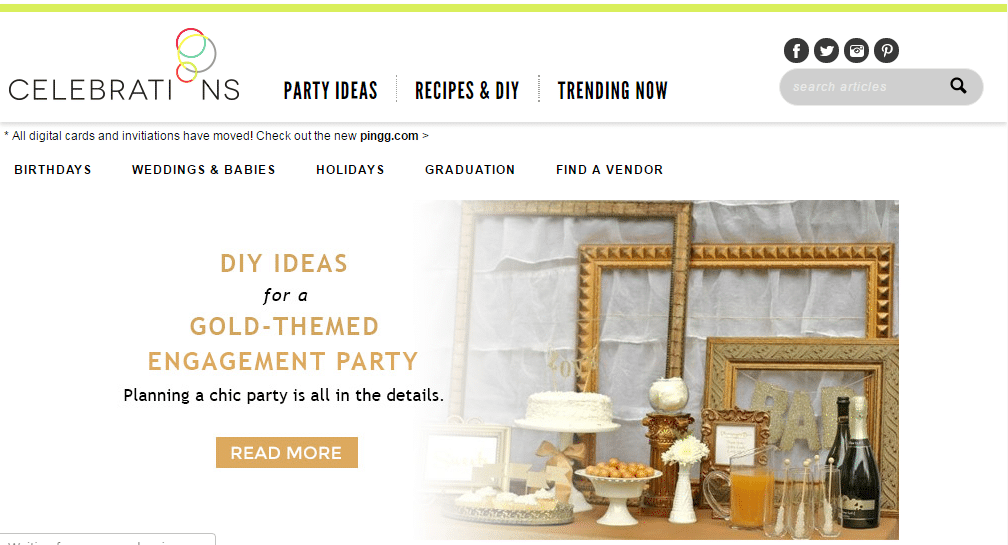 Celebrations.com - Evite Alternatives: Top 7 Best Evite Alternatives to Send Invitations Online