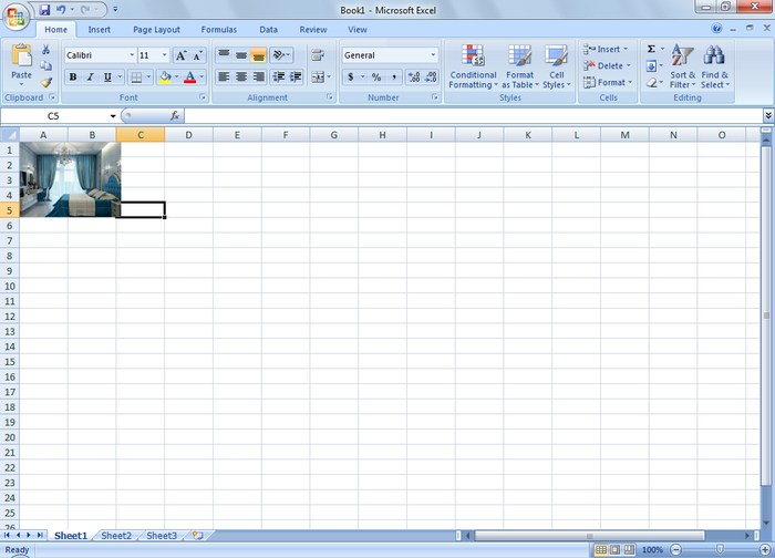 Insert Pictures into Excel Cell - How to Add Picture into Excel Cell?